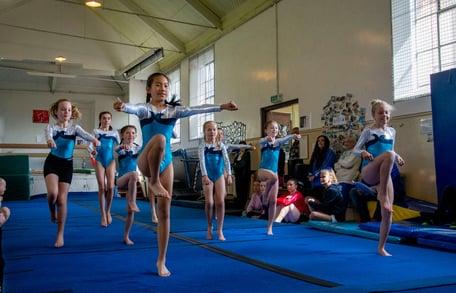 Aerobics level 2