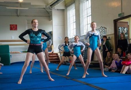 Aerobics level 3
